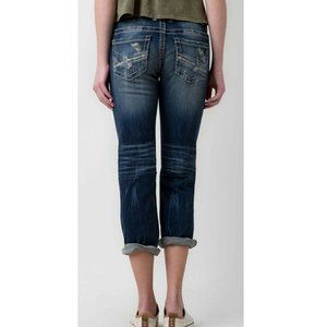 Buckle Bke Payton Cropped Jeans Size 27